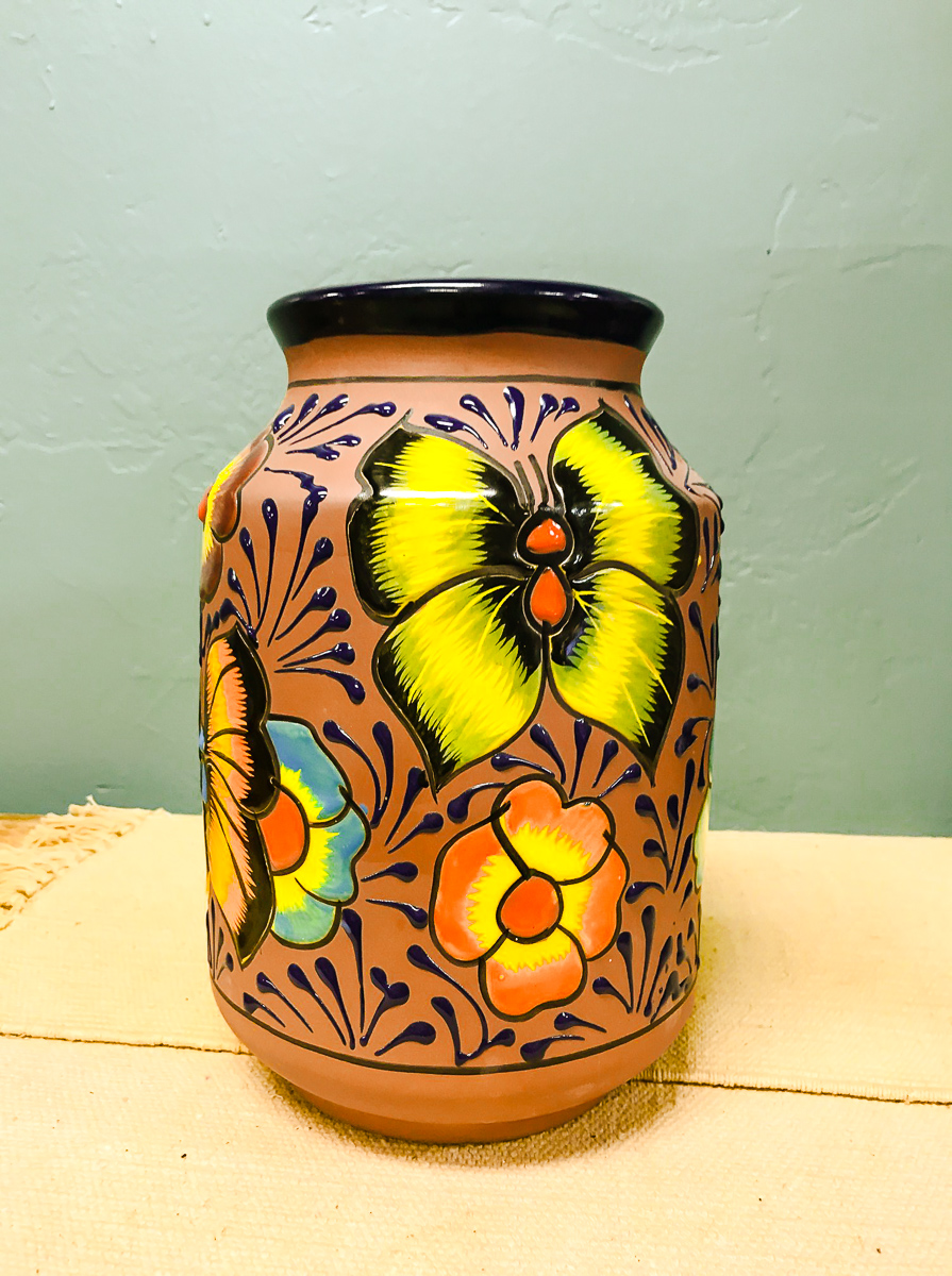 Talavera Red Clay basket-2.jpg
